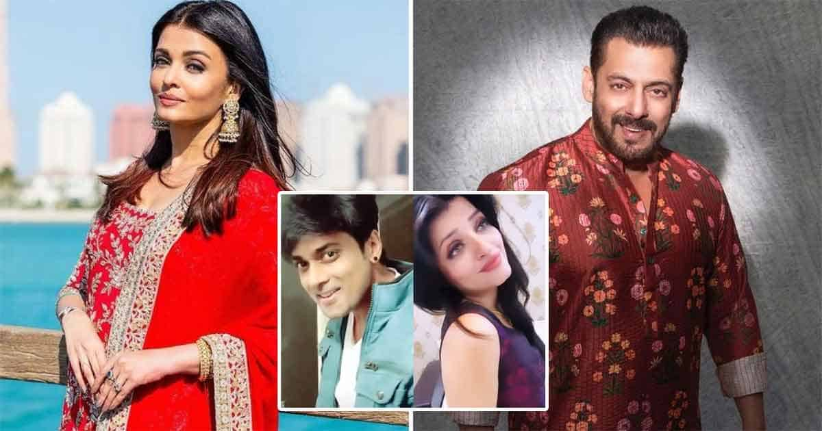 Meet Aishwarya Rai Bachchan's Latest Lookalike From Indore, This Doppelgangers Even Makes Videos With A Duplicate Salman Khan