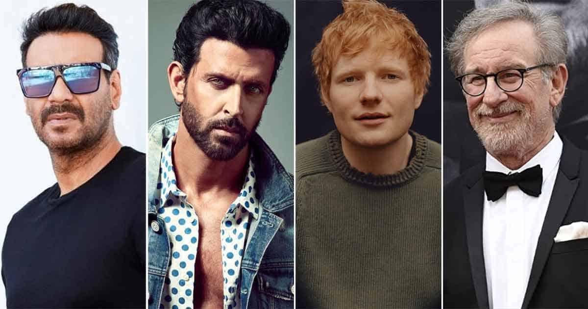 Ajay Devgn, Hrithik Roshan, Ed Sheeran, Steven Spielberg & More Celebs Collect Over 38 Crores For Covid Relief Through Fundraiser