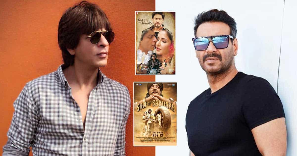 Ajay Devgn On Shah Rukh Khan & Jab Tak Hai Jaan vs Son Of Sardaar