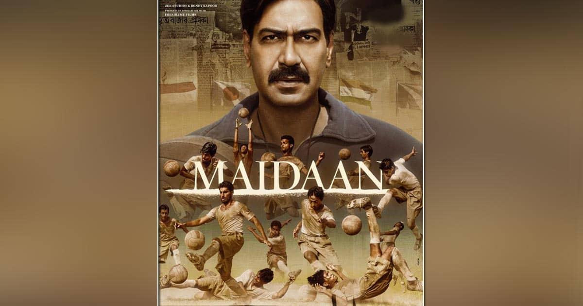 Ajay Devgn Starrer Maidaan Big Update