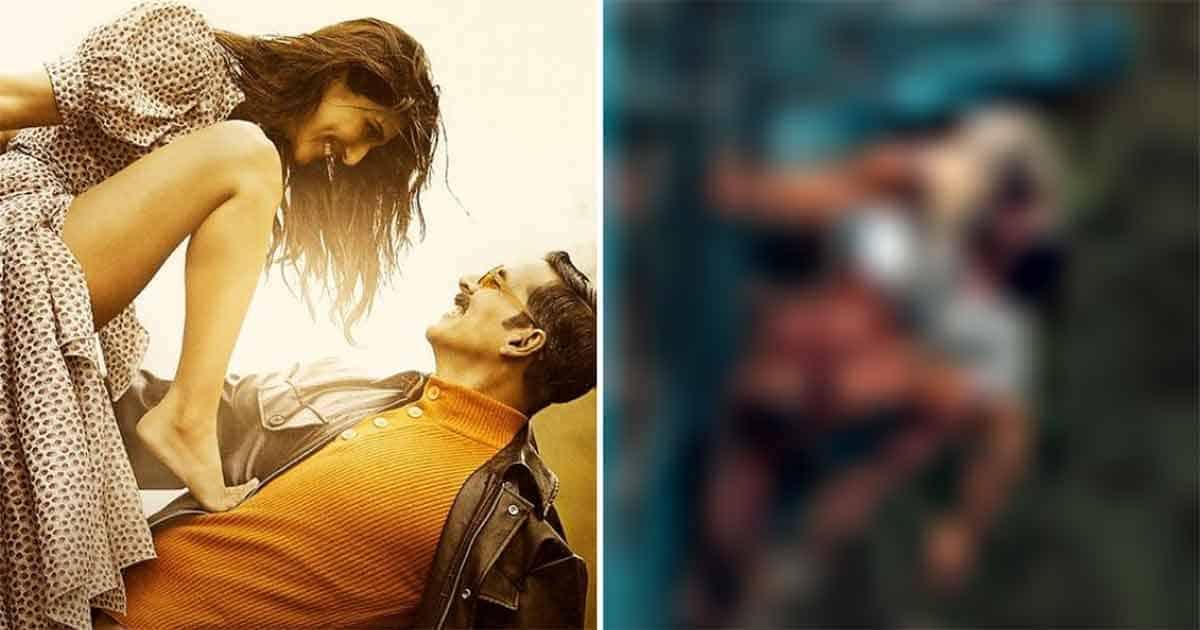 Akshay Kumar & Vaani Kapoor's Bell Bottom Poster Copied From Influencer? Netizens Slam The Makers (Photo Credit: Instagram)