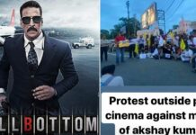 Akshay Kumar's Bell Bottom Lands In Trouble? Farmers In Patiala Staging Protest Calling For Boycott