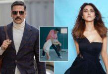 Akshay Kumar, Vaani Kapoor waltz their way into Instagrammers' hearts