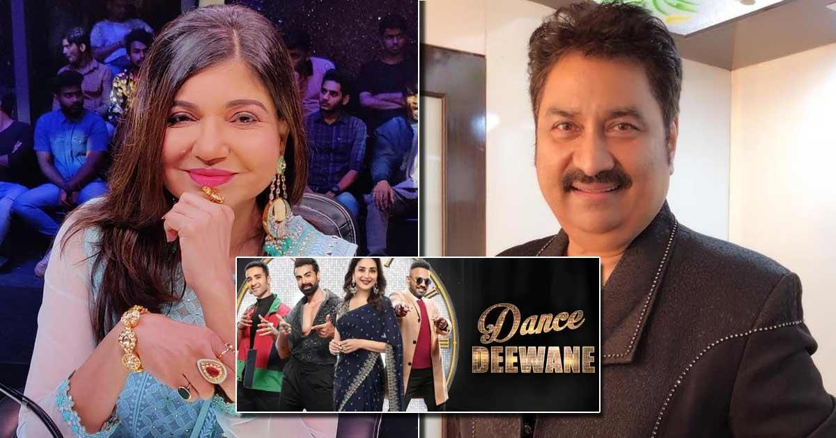 Alka Yagnik, Kumar Sanu to appear on 'Dance Deewane'