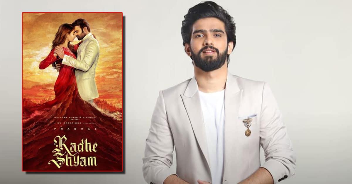 Amaal Mallik Is Set To Create Something 'Forever & Larger Than Life' For Prabhas' Radhe Shyam