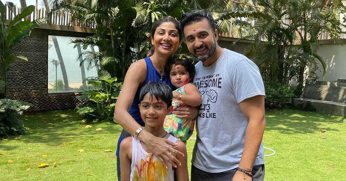 Amidst Raj Kundra's P*rn Racket, Shilpa Shetty Kundra Wants To Keep Her Kids Away From His Misbegotten Wealth