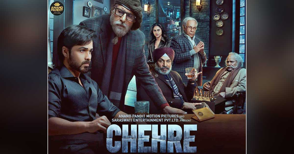 After Akshay Kumar's Bell Bottom, Amitabh Bachchan-Emraan Hashmi's Chehre Is The Next Bollywood Biggie Releasing In Theatres - Date Revealed
