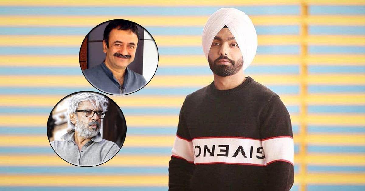 Ammy Virk: Wish To Work With SLB, Raju Hirani In Bollywood