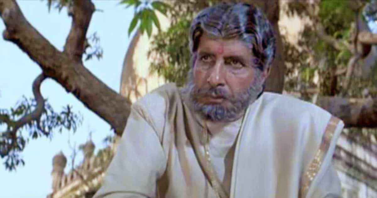And The Answer To Why Set Max Airs Amitabh Bachchan's Sooryavansham Is Here! The Reason Isn't Something You Would Expect