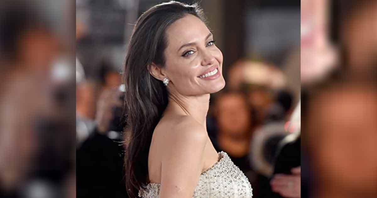 Angelina Jolie Makes Way To Instagram