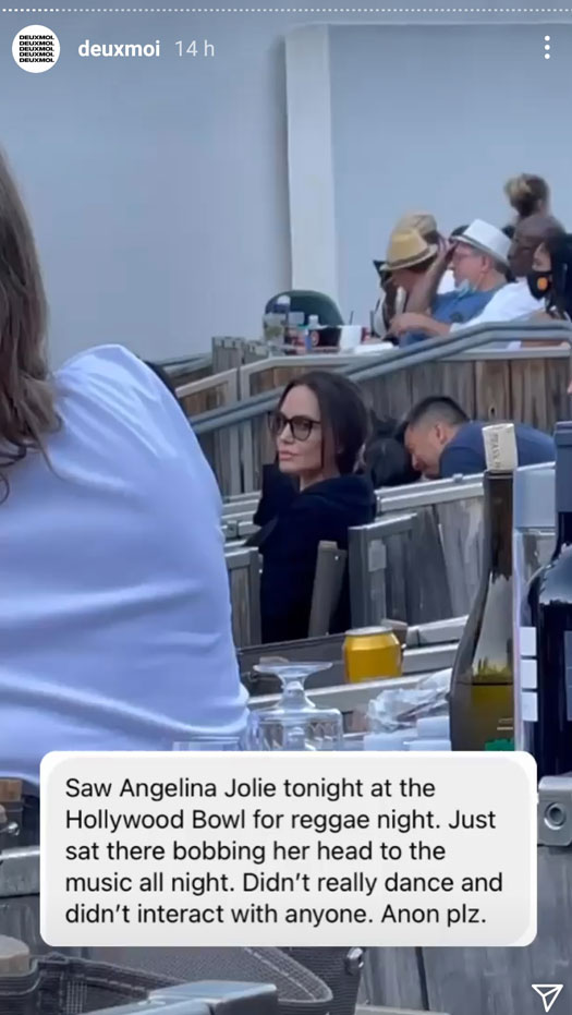 Angelina Jolie's Sad Public Appearance & Death Stare To A Fan Goes Viral