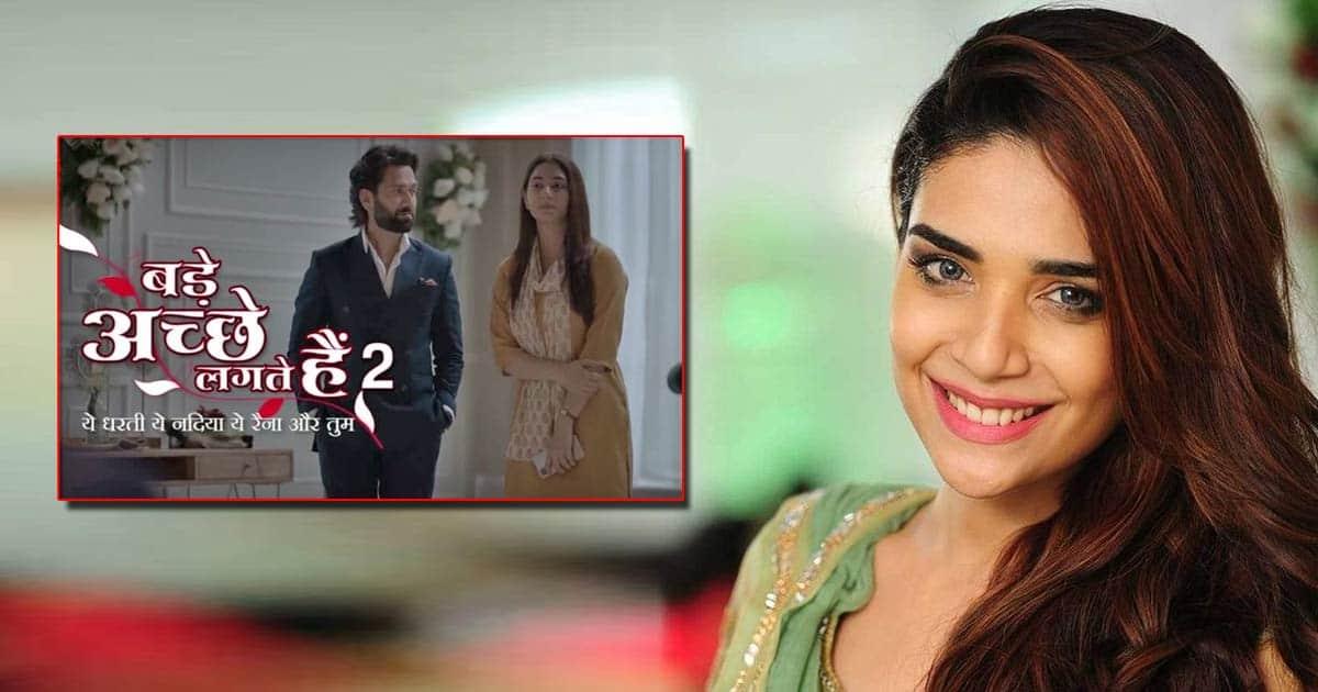 Anjum Faikh to play Priya's sister in 'Bade Achhe Lagte Hain 2'