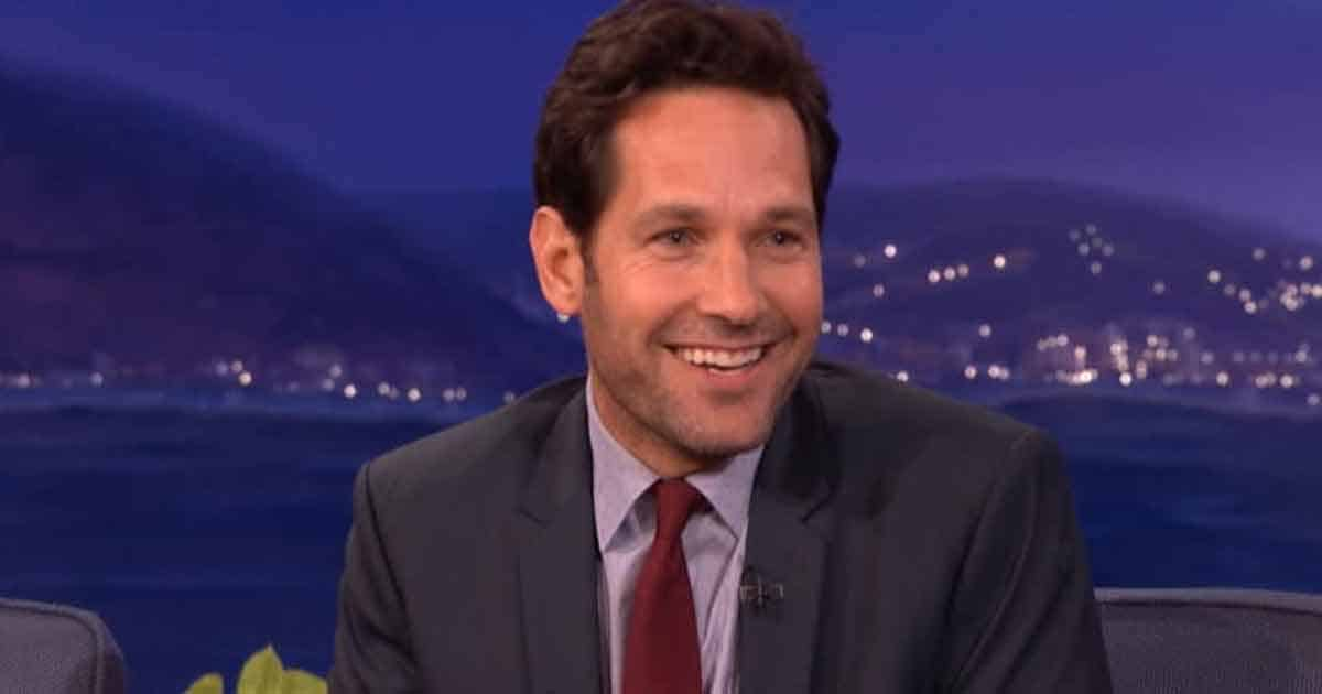Paul Rudd Revisits A Desi Restaurant In The UK – This Time For Some Yummy Biryani