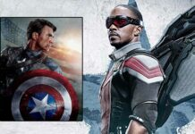 Anthony Mackie To Lead Captain America 4