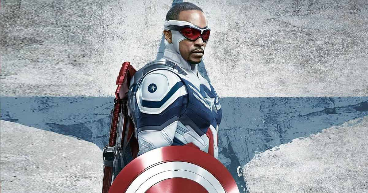 Anthony Mackie's Income For Captain America 4 Revealed