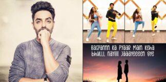 Aparshakti opens up on his Punjabi version of 'Baspan Ka Pyaar'