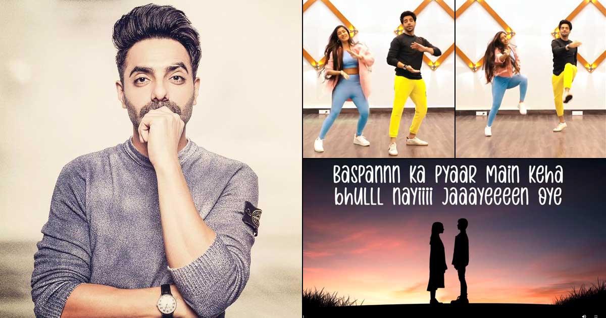 Aparshakti Khurana Releases A Punjabi Version Of 'Baspan Ka Pyaar' - Watch