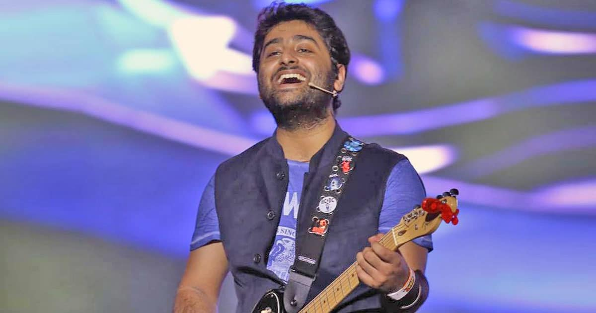 Arijit Singh to perform live in Abu Dhabi, his first time since pandemic began