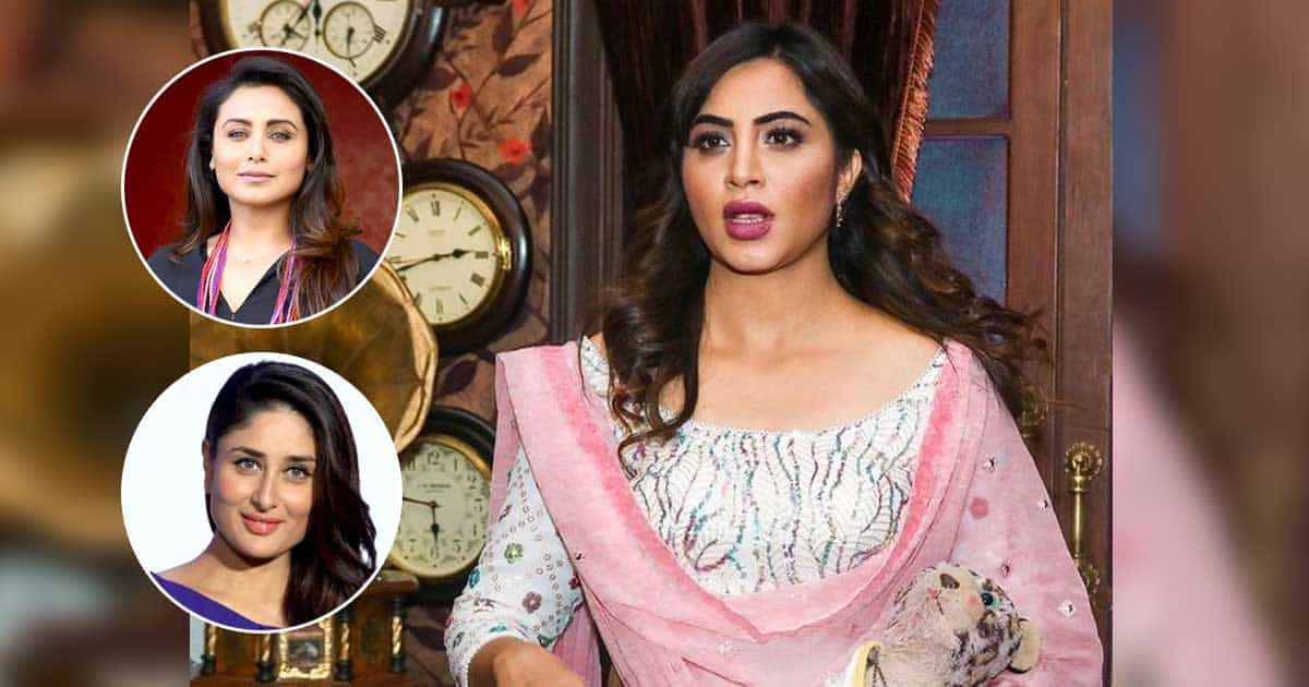 Arshi Khan Draws Inspiration From Rani Mukerjee & Kareena Kapoor Khan For Her Next Role