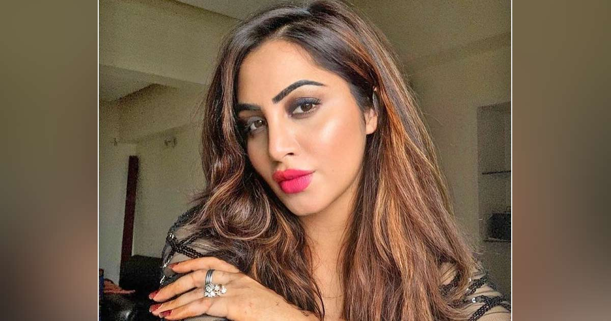 Arshi Khan fears for her engagement to Afghan cricketer
