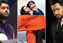 """Atif Aslam Reveals Singing Gerua For Shah Rukh Khan's Dilwale But Getting Replaced By Arijit Singh: """"I Believe His Team Didn't Put Us..."""""""