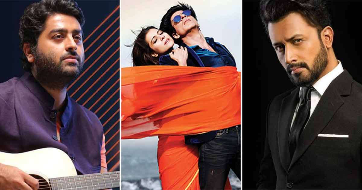 Atif Aslam Reveals Singing Gerua For Shah Rukh Khan's Dilwale But Getting Replaced By Arijit Singh
