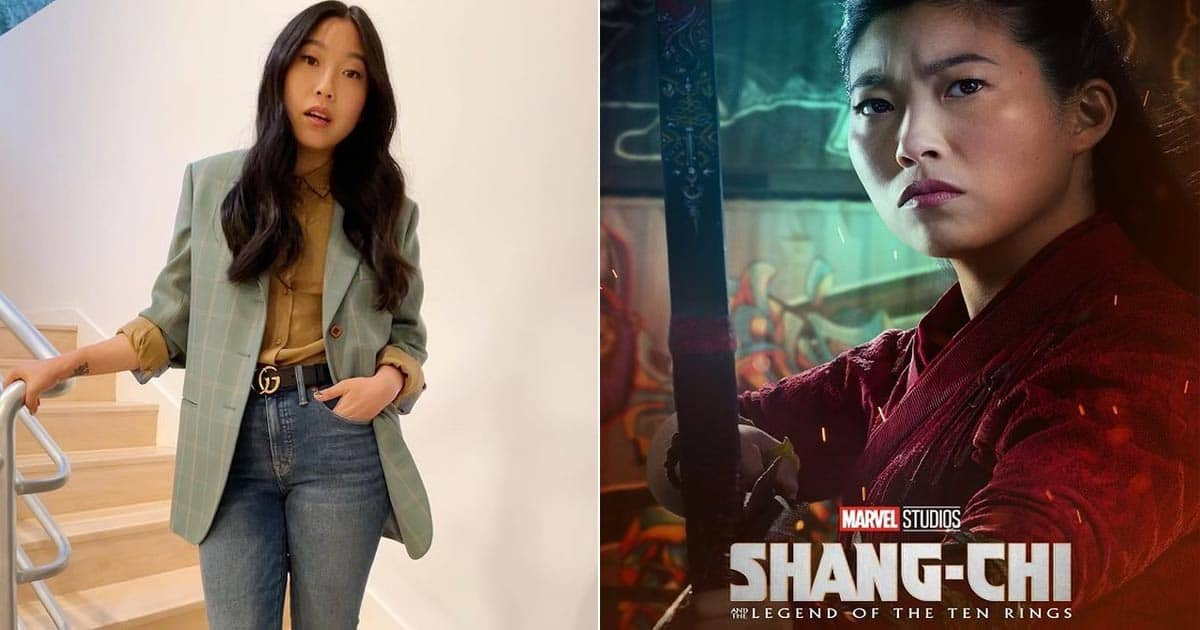 Awkwafina: I connect with my 'Shang Chi' character Katy