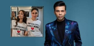 """""""Being trapped in the House with Kareena and Malaika without their phones would be a blast""""- Karan Johar"""