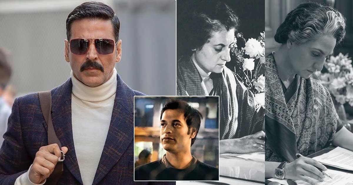 'Bell Bottom' director says casting Lara as Mrs Gandhi was Akshay's idea