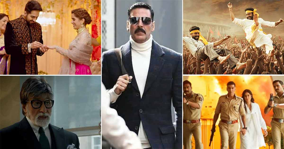 Bell Bottom's Release Raises An Important Question - Will The Theatres Serve Only Biggies Like RRR, Sooryavanshi?