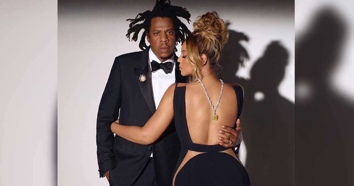 Beyonce Channels Her Inner Audrey Hepburn As Poses With Jay Z For Tiffany's About Love Campaign