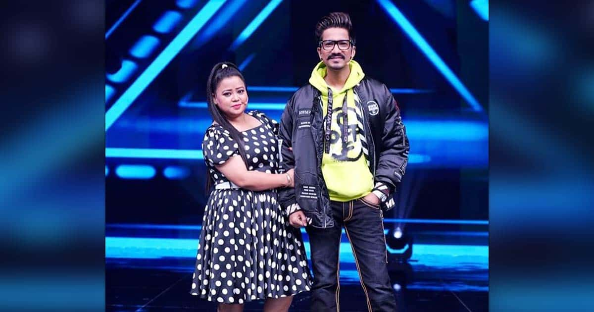 """Bharti Singh Responds With A Hilarious Answer As Pap Asks """"Mumma Kab Banege"""""""