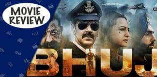 Bhuj: The Pride of India Movie Review
