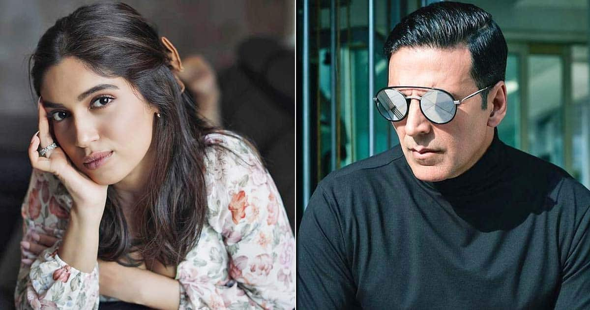 Bhumi Pednekar: Akshay Kumar has been a huge part of my career
