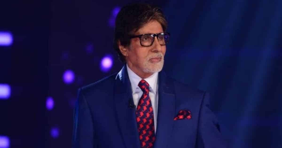 Big B says 'KBC 13' audience like an energy booster for him