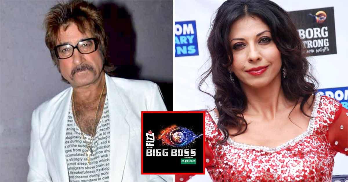 Did You Know? Shakti Kapoor Once Slapped Model Vida's Butt On Bigg Boss 5