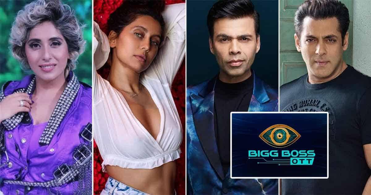 Bigg Boss OTT: 12 (Almost) Confirmed Contestants, From Neha Bhasin To Anusha Dandekar Who Are Set To Rock Karan Johar, Salman Khan's Show!