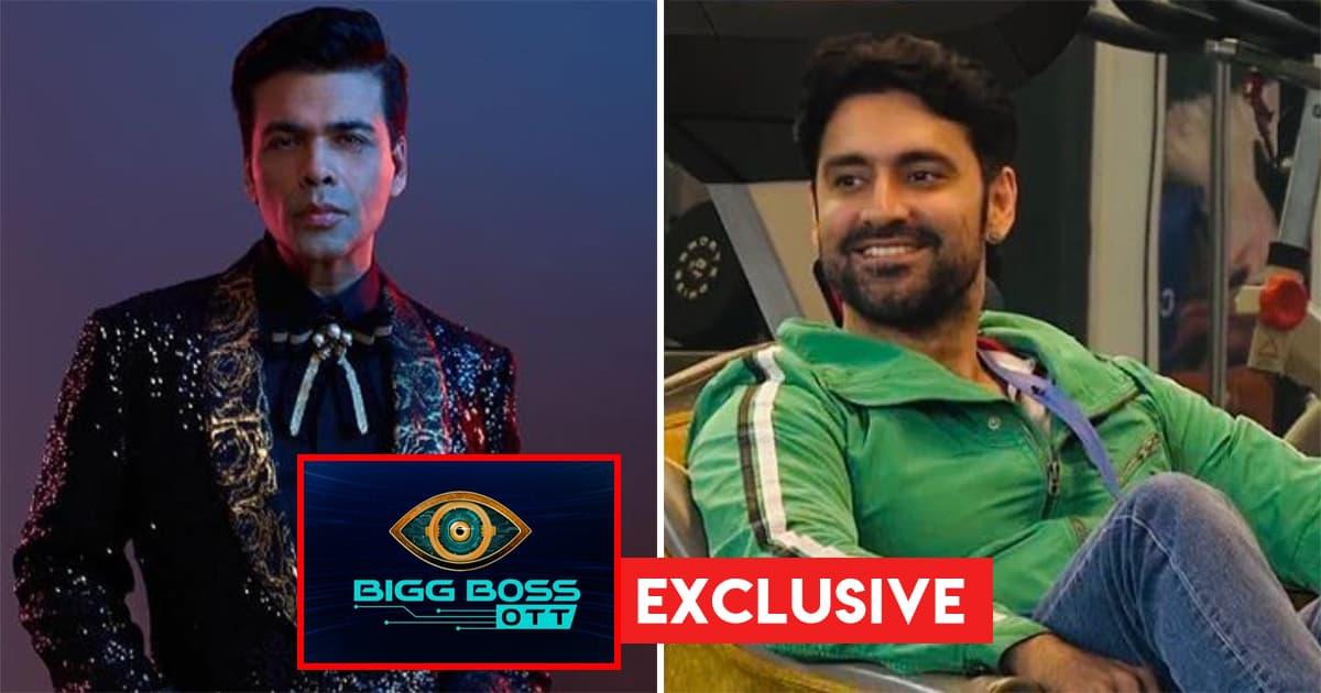 "Bigg Boss OTT's Karan Nath Reveals He Felt Bad When Karan Johar Ignored Him, Adds That Besides Raqesh Bapat ""The Rest Are All Insane"" [Exclusive]"