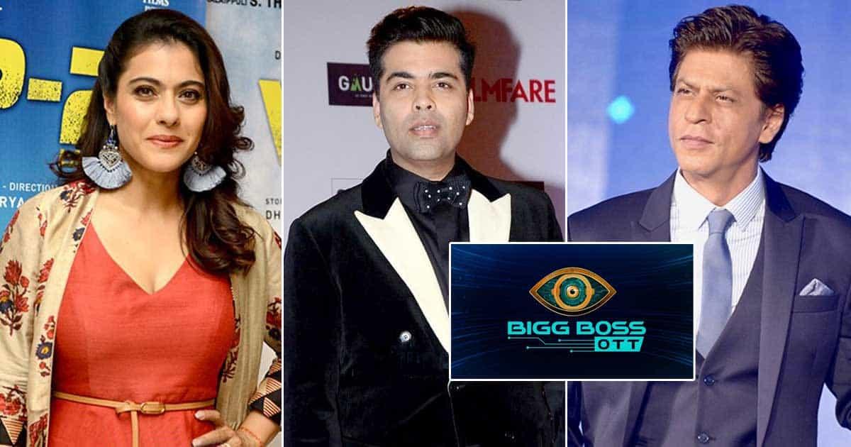Bigg Boss OTT: Karan Johar Wants These Shah Rukh Khan, Kajol Characters In The House