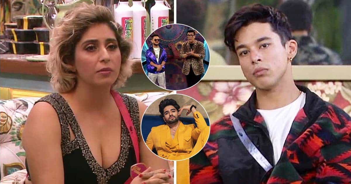Bigg Boss OTT: Neha Bhasin & Pratik Sehajpal Are Now A Connection!