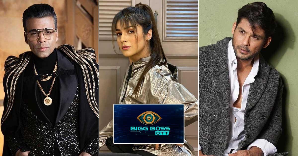Bigg Boss OTT: Sidharth Shukla & Shehnaaz Gill To Shoot For Weekend Ka Vaar With Karan Johar?