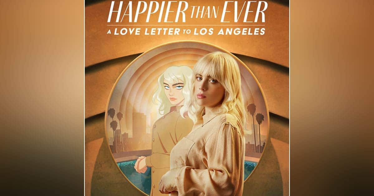 """BILLIE EILISH CINEMATIC CONCERT EXPERIENCE, """"HAPPIER THAN EVER: A LOVE LETTER TO LOS ANGELES,"""" OFFICIAL TRAILER DEBUT PREMIERING EXCLUSIVELY ON DISNEY+ HOTSTAR FRIDAY, SEPTEMBER 3"""