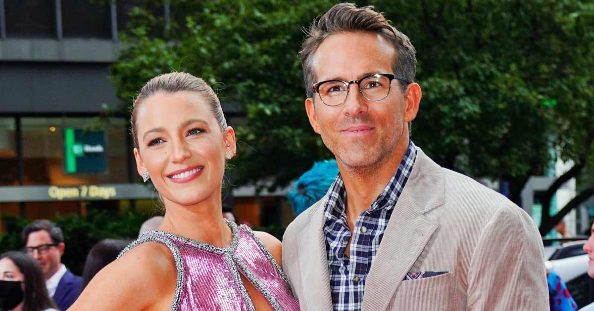 Blake Lively Dazzles In Pink While Showing Support To Ryan Reynolds At The Red Carpet Premiere Of Free Guy