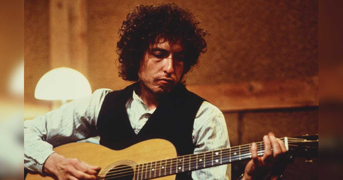 Bob Dylan Accused Of S*xually Abusing 12-Year-Old In 1965