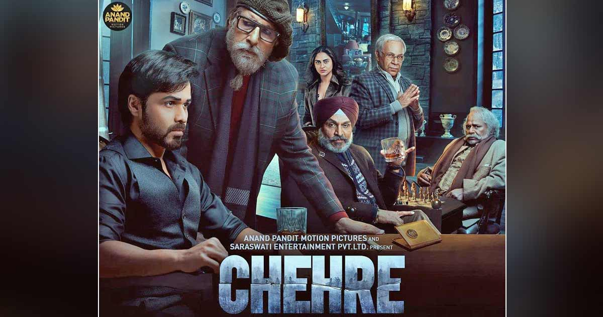 Box Office - Chehre doesn't do well commercially