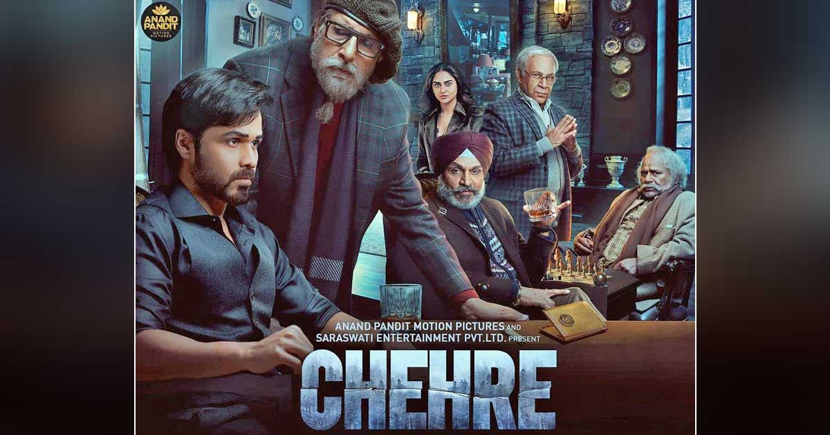 Box Office Predictions - Amitabh Bachchan and Emraan Hashmi's Chehre promises to be an intense thriller, relies on good word of mouth
