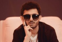 CarryMinati overcame lockdown anxiety while shooting for 'Mayday'