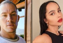 Channing Tatum & Zoe Kravitz Confuse Fans By Sparking Dating Rumours Once Again