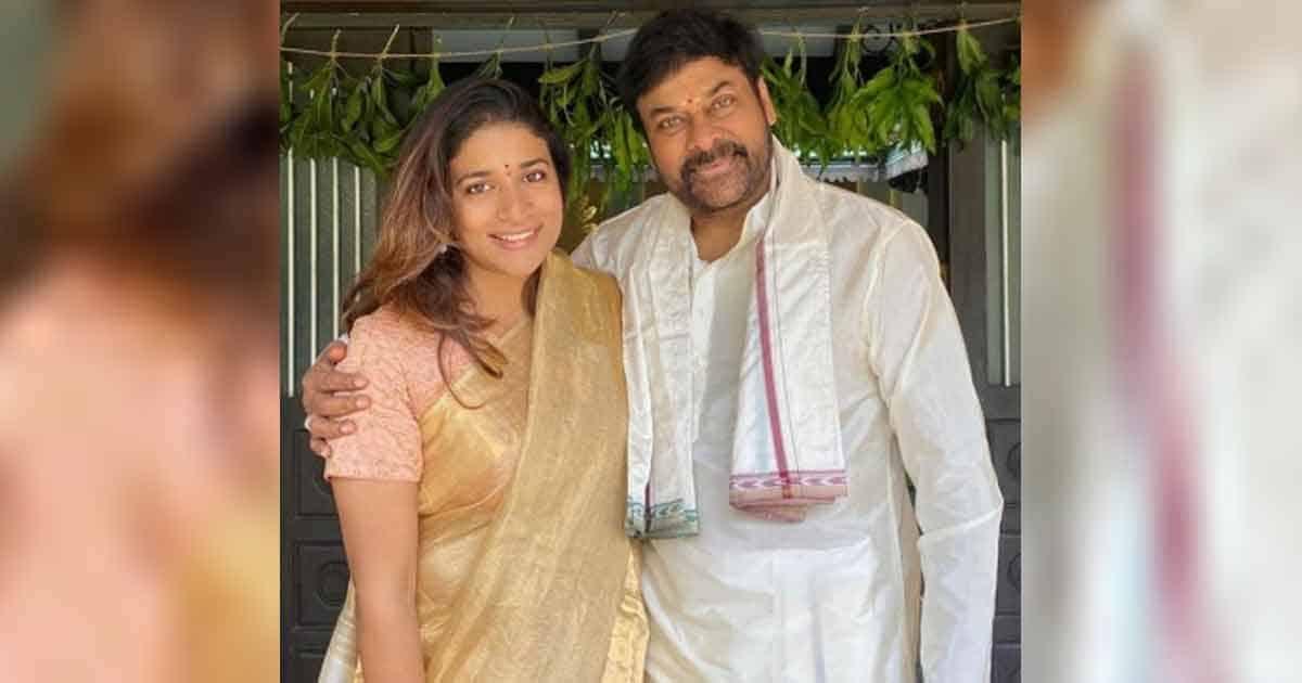 Chiranjeevi's daughter Sushmita set for acting debut
