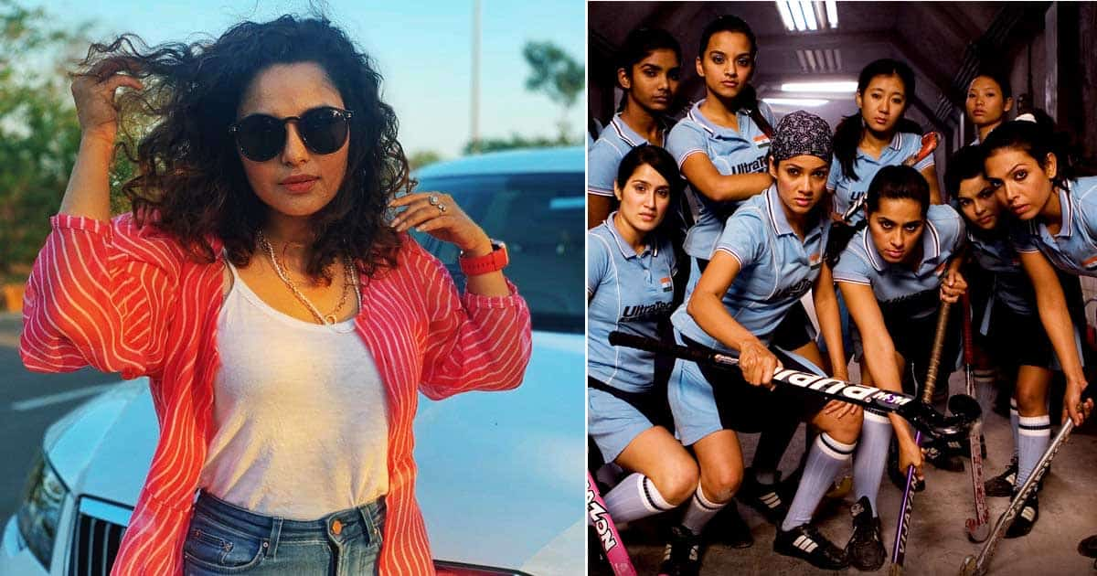 Chitrashi Rawat Shares How The Cast Keeps 'Chak De India' Spirit Alive